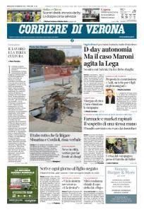 Corriere di Verona - 28 Febbraio 2018