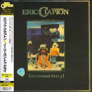 Eric Clapton - No Reason To Cry (1976) {2001, Japanese Reissue, Remastered}