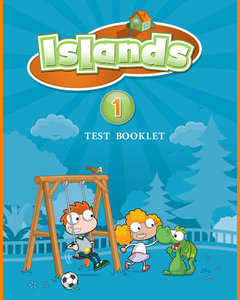 ENGLISH COURSE • Islands • Level 1  • Test Booklet (2012)