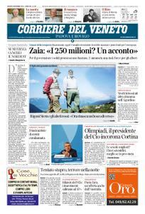 Corriere del Veneto Padova e Rovigo – 08 novembre 2018