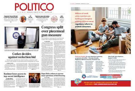 Politico – February 28, 2018