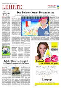 Anzeiger Lehrte - 10. Oktober 2019