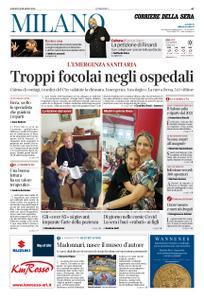 Corriere della Sera Milano – 28 marzo 2020