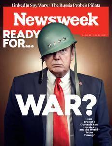 Newsweek USA - August 25, 2017