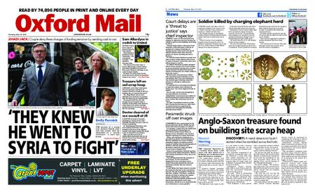 Oxford Mail – May 23, 2019