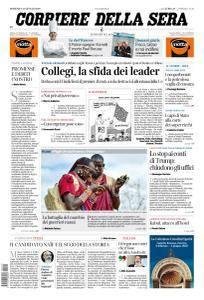 Corriere della Sera - 21 Gennaio 2018