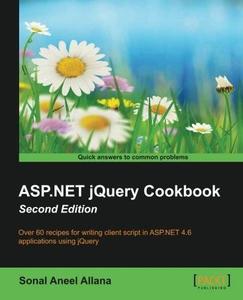 ASP.NET jQuery Cookbook - Second Edition (Repost)