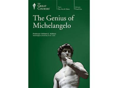 TTC Video - Genius of Michelangelo