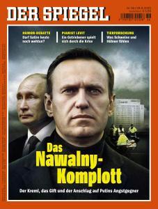Der Spiegel - 29 August 2020