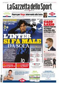 La Gazzetta dello Sport Roma – 04 novembre 2020