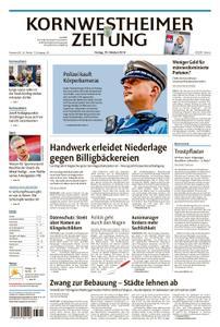 Kornwestheimer Zeitung - 19. Oktober 2018