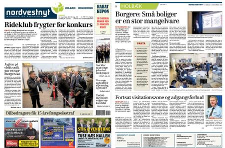 Nordvestnyt Holbæk Odsherred – 09. november 2018