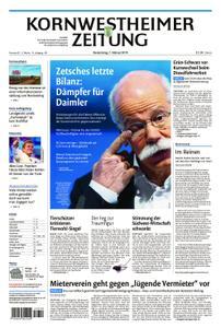 Kornwestheimer Zeitung - 07. Februar 2019