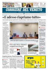 Corriere del Veneto Padova e Rovigo – 12 maggio 2020