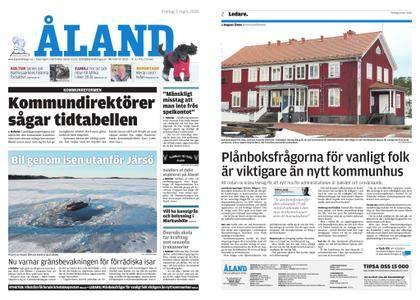Ålandstidningen – 02 mars 2018