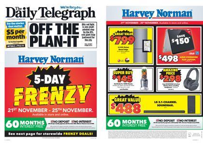 The Daily Telegraph (Sydney) – November 21, 2019