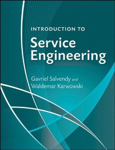 Introduction to Service Engineering (repost)