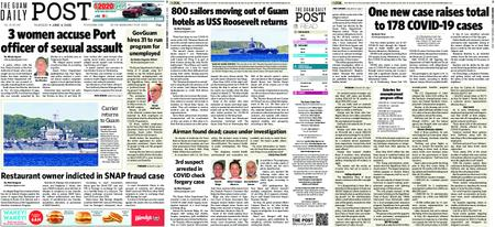 The Guam Daily Post – June 04, 2020