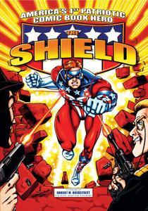 Dark Circle- The Shield Golden Age No 01 2015 Hybrid Comic eBook