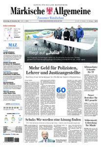 Märkische Allgemeine Zossener Rundschau - 23. November 2017