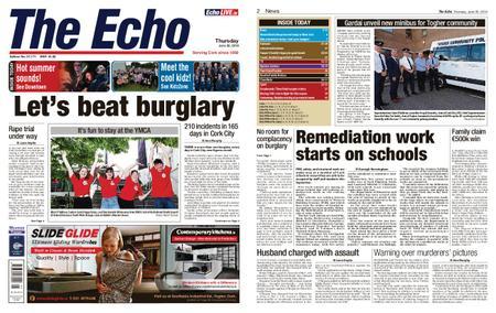 Evening Echo – June 20, 2019