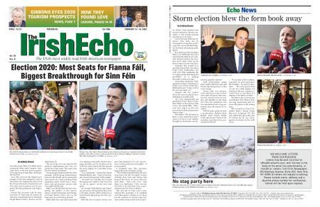 The Irish Echo – February 12, 2020