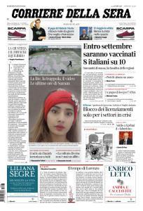 Corriere della Sera - 8 Giugno 2021
