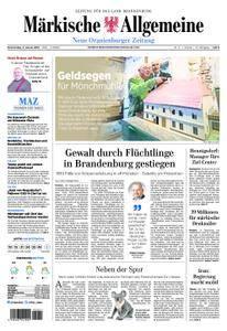 Neue Oranienburger Zeitung - 04. Januar 2018