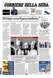 Corriere della Sera – 22 gennaio 2020