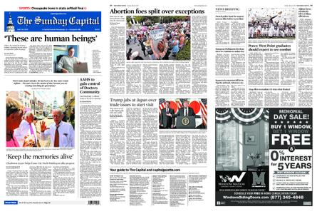 The Capital – May 26, 2019