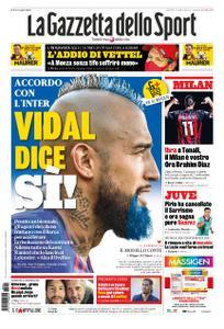 La Gazzetta dello Sport Roma – 01 settembre 2020