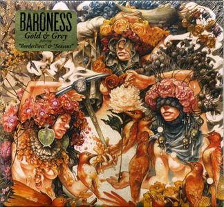 Baroness - Gold & Grey (2019)