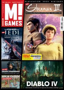 M! Games - Dezember 2019