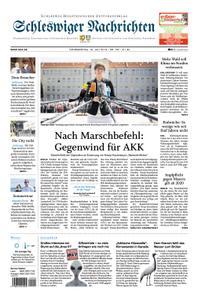 Schleswiger Nachrichten - 18. Juli 2019