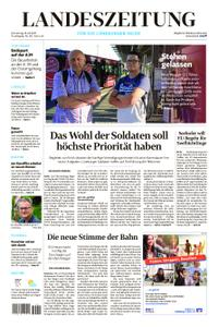 Landeszeitung - 18. Juli 2019