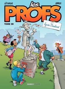 Les Profs - Tome 20 - Lycée Boulard ! (2017)