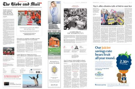 The Globe and Mail – March 25, 2019