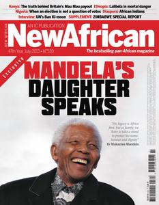 New African - July 2013
