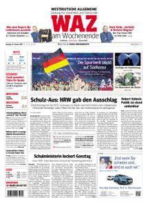 WAZ Westdeutsche Allgemeine Zeitung Oberhausen-Sterkrade - 10. Februar 2018