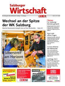 Salzburger Wirtschaft – 24. April 2020