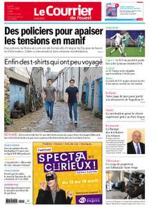 Le Courrier de l'Ouest Angers – 12 avril 2021