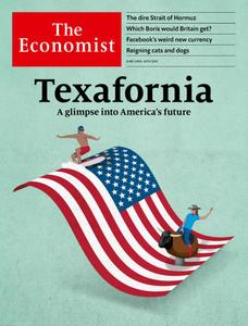 The Economist Latin America – 22 June 2019
