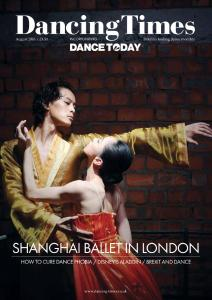 Dancing Times - Issue 1272 - August 2016