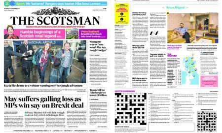 The Scotsman – December 14, 2017