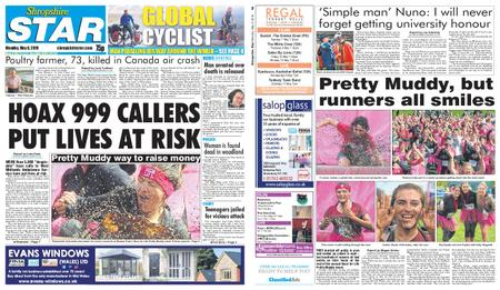Shropshire Star Shrewsbury Edition – May 06, 2019
