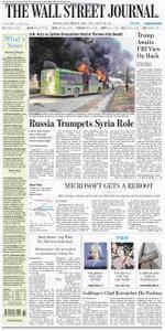 The Wall Street Journal Europe  December 19 2016