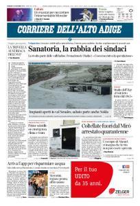 Corriere dell'Alto Adige – 03 novembre 2019