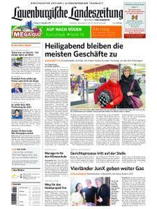 Lauenburgische Landeszeitung - 15. Dezember 2017