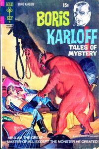 Boris Karloff Tales of Mystery 038 1971
