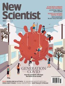 New Scientist International Edition - September 18, 2021